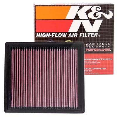 K&n filters K&N Sportluftfilter Bmw: 6, 5, 4, 3, 2 33-2990