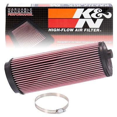 K&n filters K&N Sportluftfilter Bmw: X3, 5, 3, 1 Land rover: Freelander E-2653